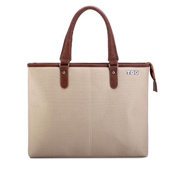 TOO 15,6 bézs női notebook táska - 1