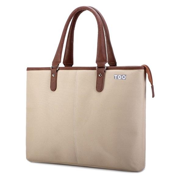 TOO 15,6 bézs női notebook táska - 2