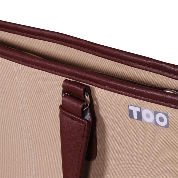 TOO 15,6 bézs női notebook táska - 3