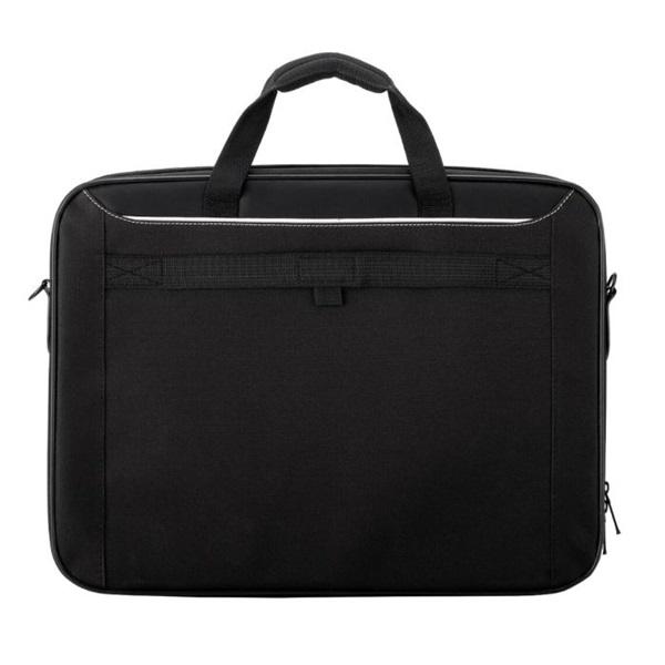 TOO 15,6 fekete notebook táska fehér dekor csíkkal - 3