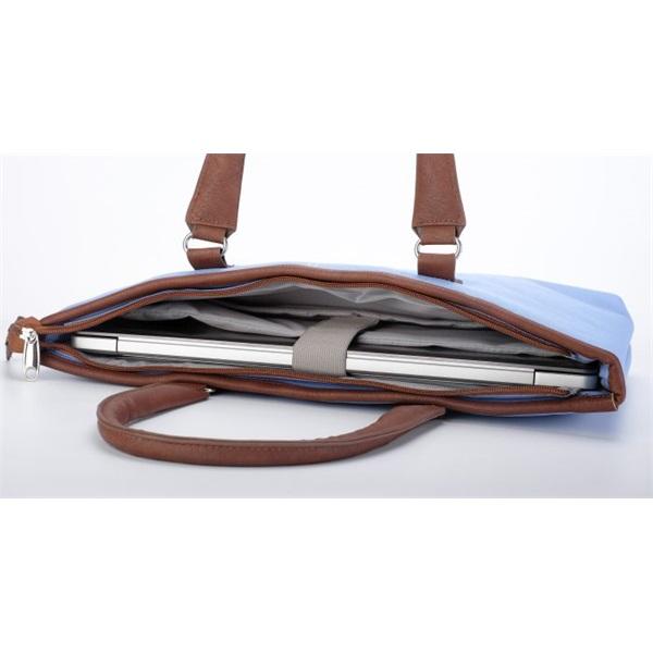TOO 15,6 kék női notebook táska - 4