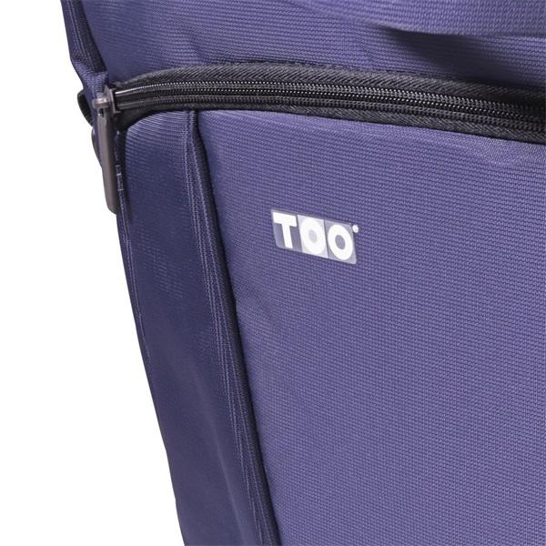 TOO 15,6 kék notebook táska - 2