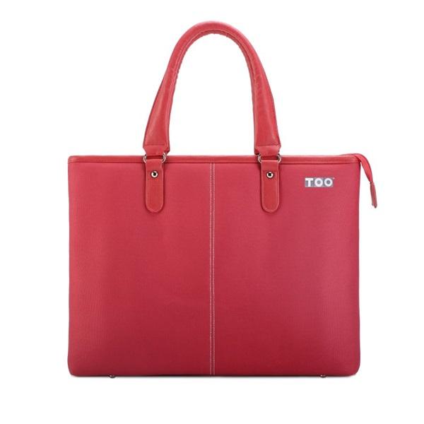 TOO 15,6 piros női notebook táska - 1