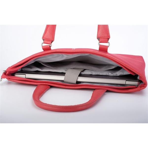 TOO 15,6 piros női notebook táska - 4