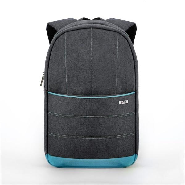 TOO 15,6 szürke hátizsák - 1