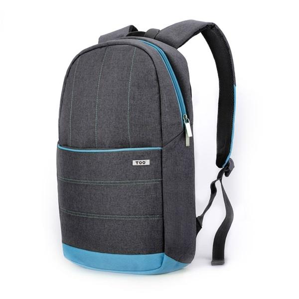TOO 15,6 szürke hátizsák - 2