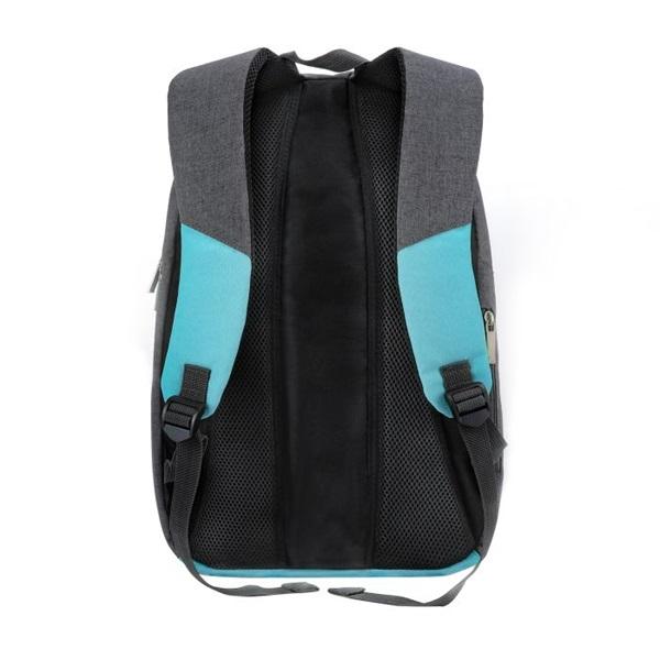 TOO 15,6 szürke hátizsák - 4