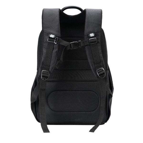 TOO 15,6 vízálló/USB portos fekete hátizsák - 2