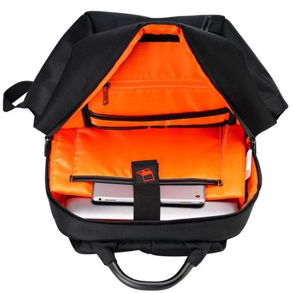 TOO 15,6 vízálló/USB portos fekete hátizsák - 3