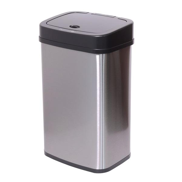 TOO 15 literes rozsdamentes acél szenzoros szemetes - 1
