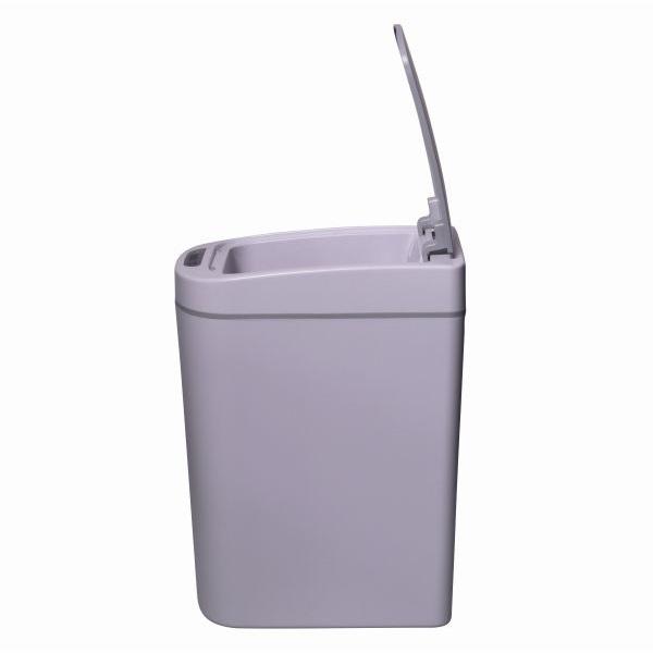 TOO 7 literes fehér szenzoros szemetes - 6