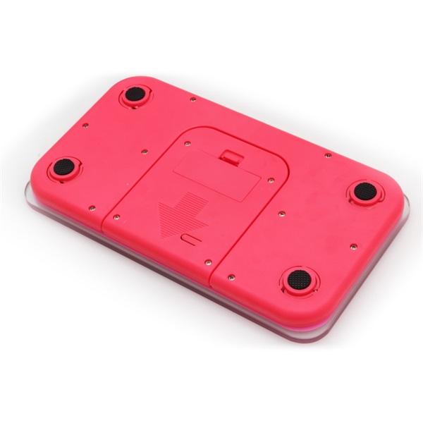 TOO BSC-333-P rózsaszín hordozható mérleg - 4