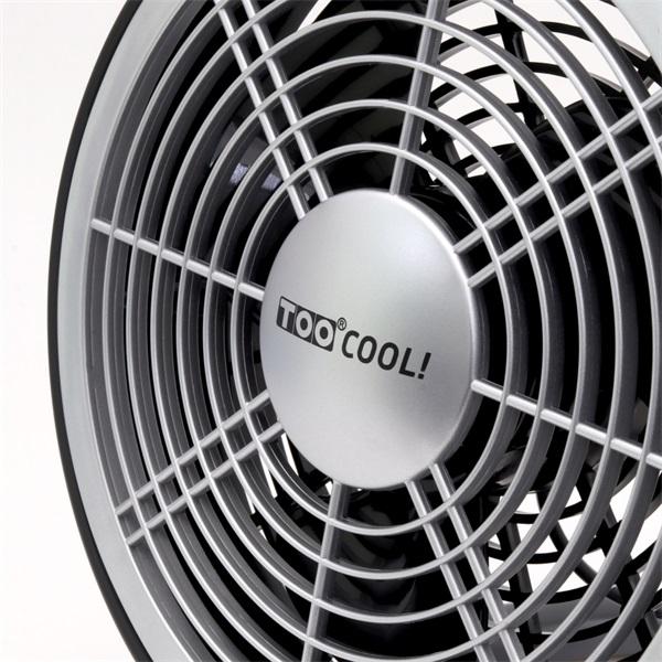 TOO FAND-18-111-BS asztali ventilátor - 2