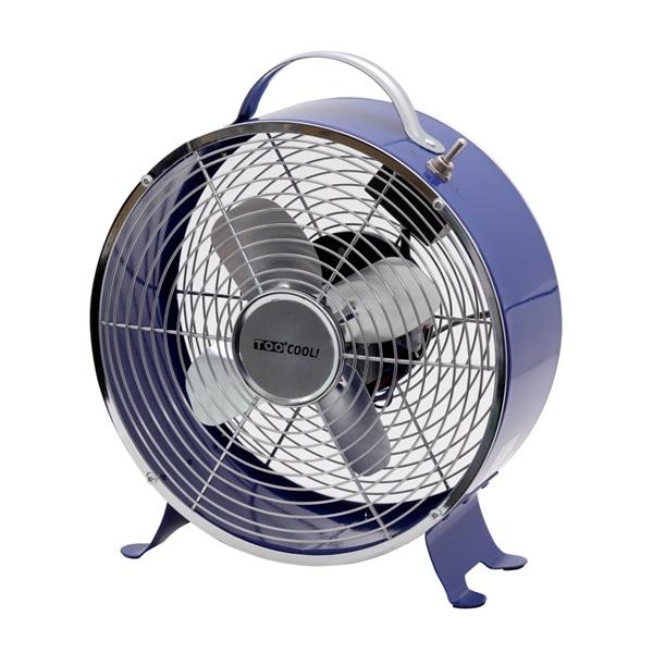 TOO FAND-20-500-BL asztali ventilátor - 1