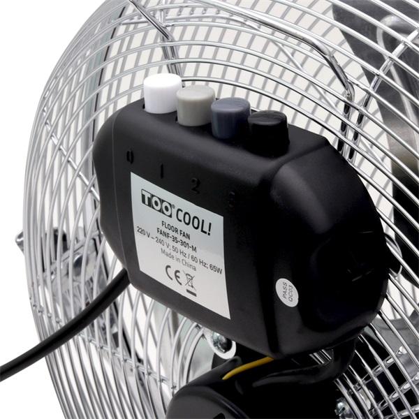 TOO FANF-35-301-M padló ventilátor - 4