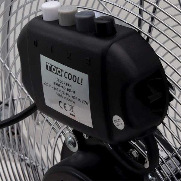 TOO FANF-40-301-M padló ventilátor - 4