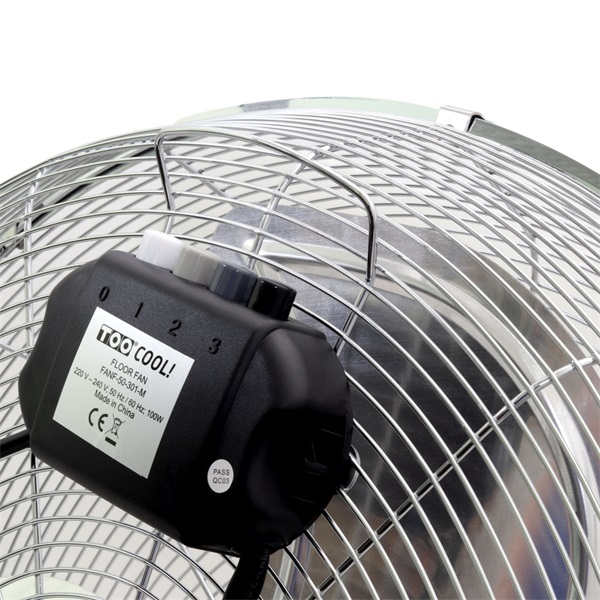TOO FANF-50-301-M padló ventilátor - 4