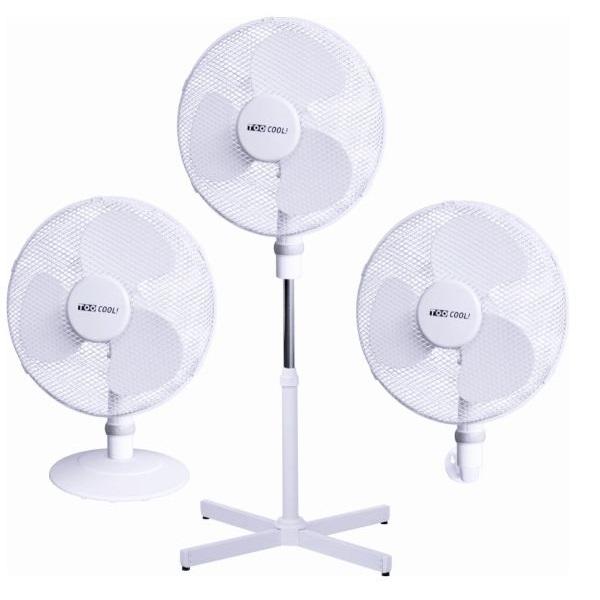 TOO FANS-40-112-W-3IN1 álló ventilátor - 1