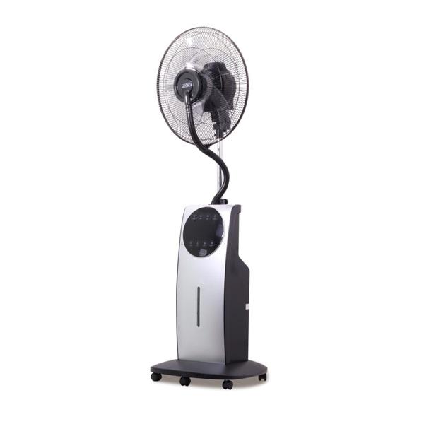 TOO MF-001S-RC 42cm ezüst álló párásító ventilátor - 3