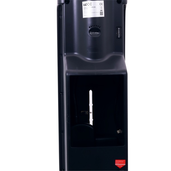 TOO MF-001S-RC 42cm ezüst álló párásító ventilátor - 4