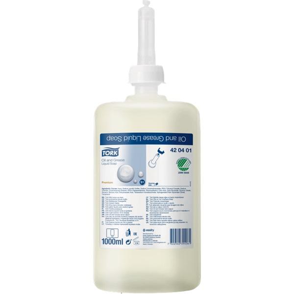 Tork Premium 1L  ipari kézmosó szappan S1 rendszerhez - 1