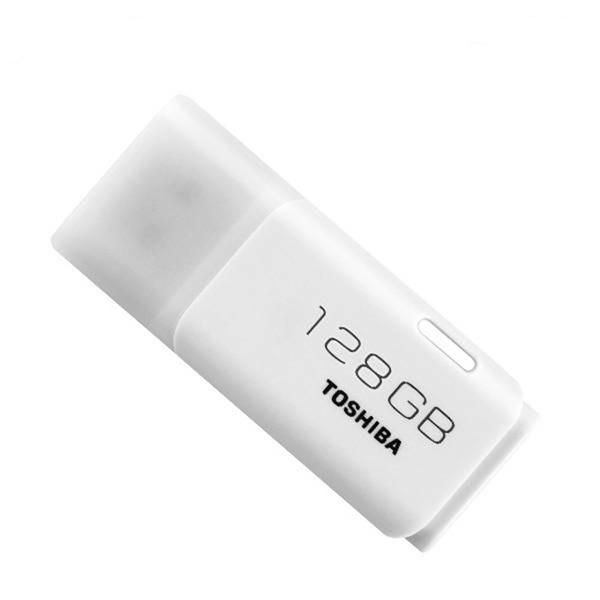 Toshiba 128GB USB2.0 TransMemory U202 Fehér (THN-U202W1280E4 ) Flash Drive - 1