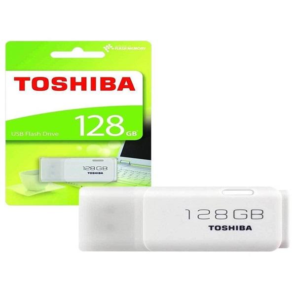 Toshiba 128GB USB2.0 TransMemory U202 Fehér (THN-U202W1280E4 ) Flash Drive - 2