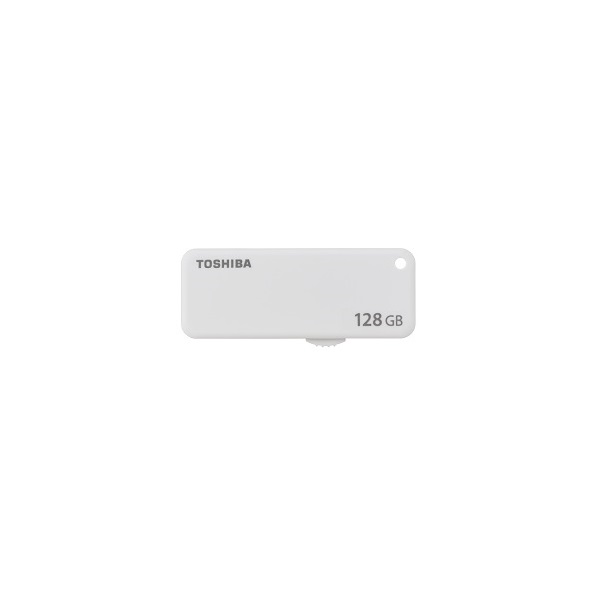 Toshiba 128GB USB2.0 TransMemory U203 Fehér (THN-U203W1280E4) Flash Drive - 1