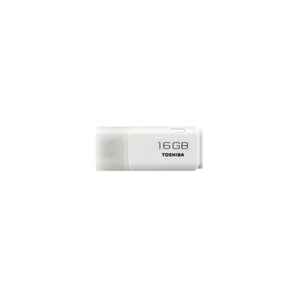 Toshiba 16GB USB2.0 TransMemory U202 Fehér (THN-U202W0160E4) Flash Drive - 1