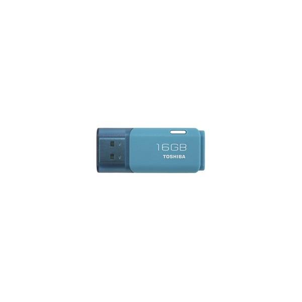 Toshiba 16GB USB2.0 TransMemory U202 Kék (THN-U202L0160E4) Flash Drive - 1