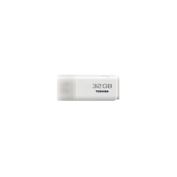 Toshiba 32GB USB2.0 TransMemory U202 Fehér (THN-U202W0320E4) Flash Drive - 1