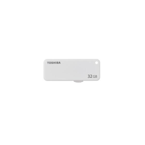 Toshiba 32GB USB2.0 TransMemory U203 Fehér (THN-U203W0320E4) Flash Drive - 1
