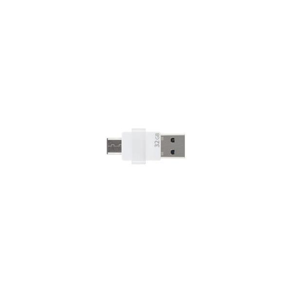 Toshiba 32GB USB3.0 TransMemory-Ex U382 Fehér (THN-U382W0320E4) Flash Drive - 1