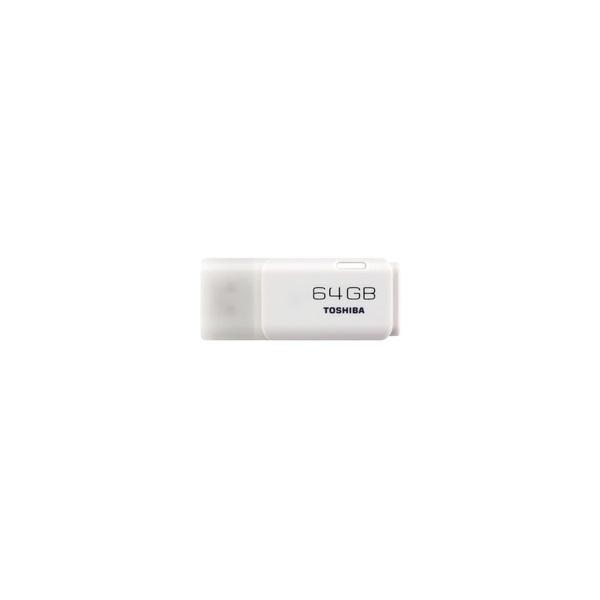 Toshiba 64GB USB2.0 TransMemory U202 Fehér (THN-U202W0640E4) Flash Drive - 1