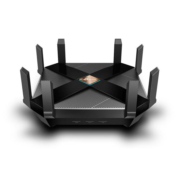 TP-Link Archer AX6000 AC6000 Wi-Fi 6 Dual-Band MU-MIMO Vezeték nélküli Gigabit Router - 1
