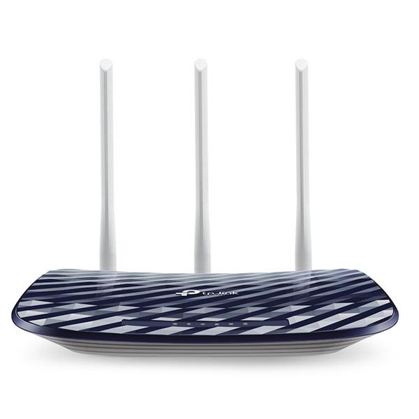 TP-Link Archer C20 v2 AC750 Dual-Band 4port FE Router - 1