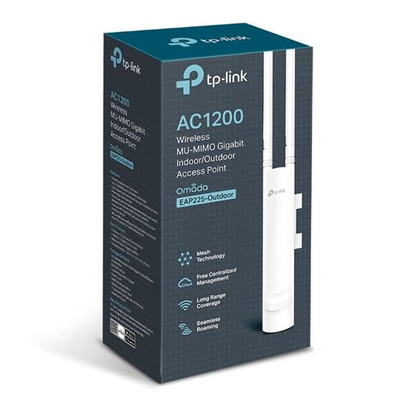 TP-Link EAP225-Outdoor AC1200 Dual-Band Vezeték nélküli kültéri Access Point - 3