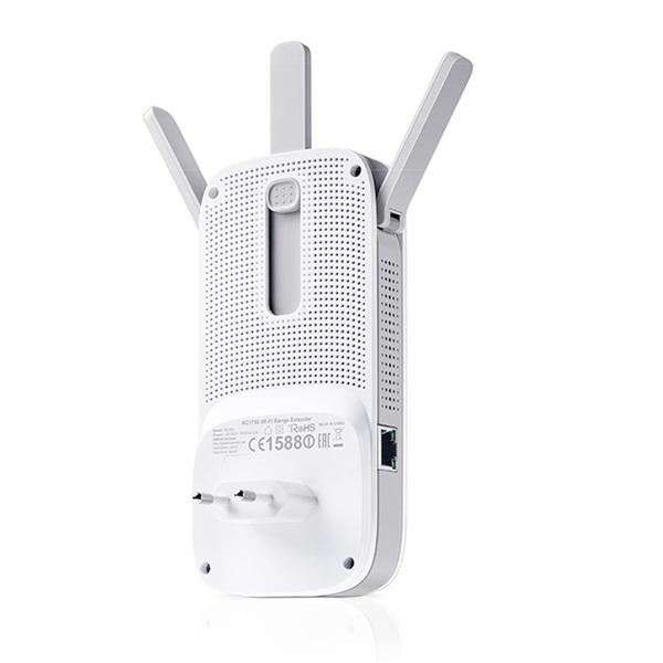 TP-Link RE450 AC1750 Dual Band Vezeték nélküli Range Extender - 2