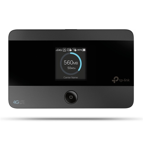 TP-Link TL-M7350 LTE 150/50Mbps hordozható router - 1