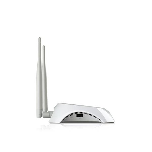TP-Link TL-MR3420 (v5) - Vezeték nélküli 300Mbps 3G/4G Router - 4
