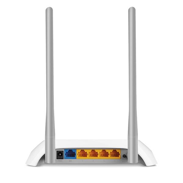 TP-Link TL-WR840N Vezeték nélküli 300Mbps Router - 2