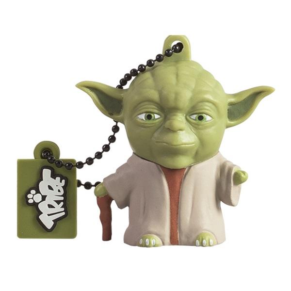 Tribe 16GB USB 2.0 (FD007528) Star Wars Yoda Flash Drive - 1