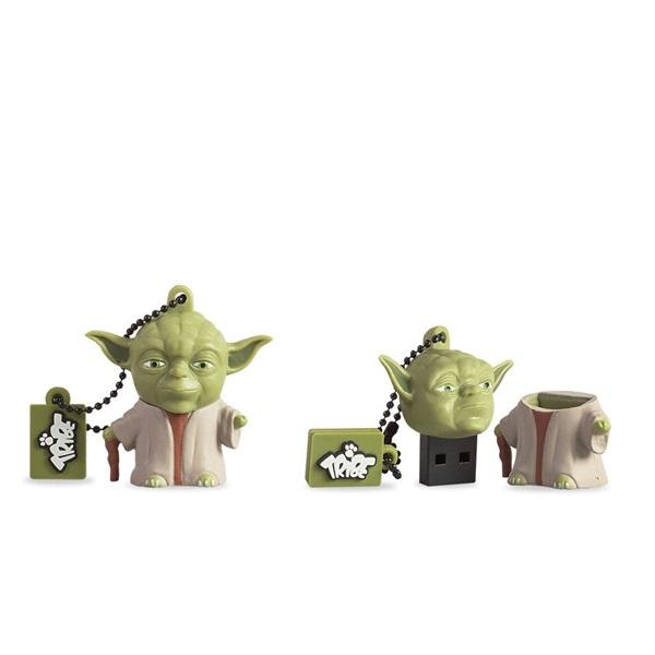 Tribe 16GB USB 2.0 (FD007528) Star Wars Yoda Flash Drive - 2