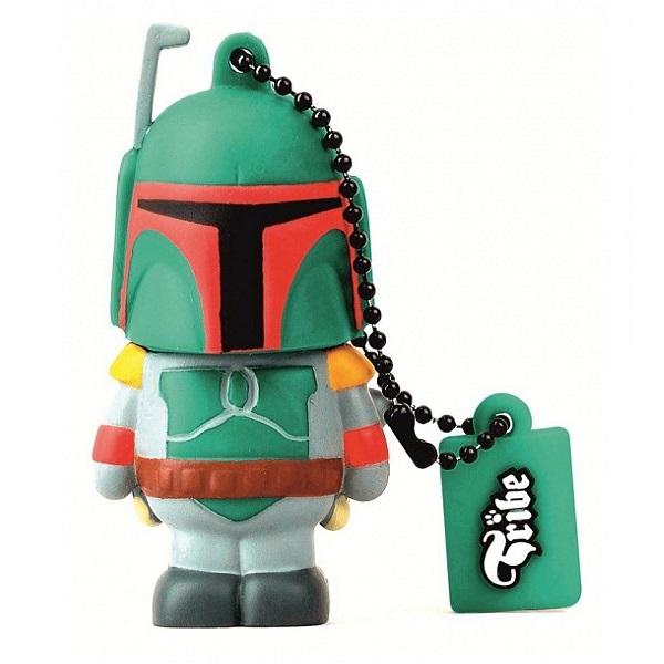 TRIBE Star Wars Boba Fett 8GB USB 2.0 (FD007403) Flah Drive - 1