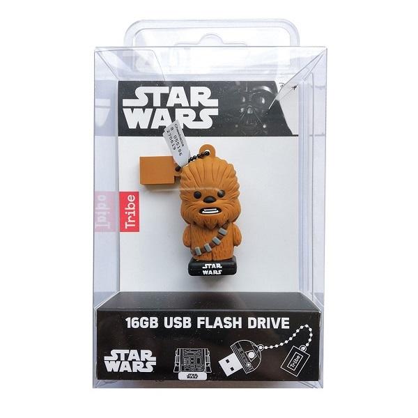 Tribe Star Wars Chewbacca 16GB USB 2.0 (FD030520) Flah Drive - 3
