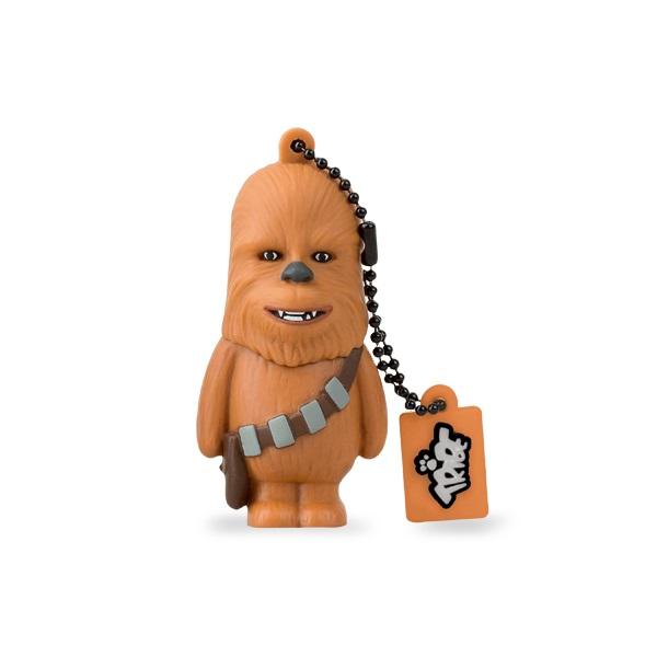 TRIBE Star Wars Chewbacca 8GB USB 2.0 (FD007405) Flah Drive - 1