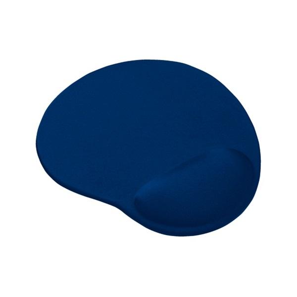 Trust Bigfoot zselés csuklótámaszos kék egérpad - 1
