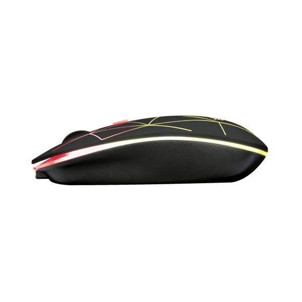 Trust GXT 117 Strike vezeték nélküli fekete gamer egér - 4