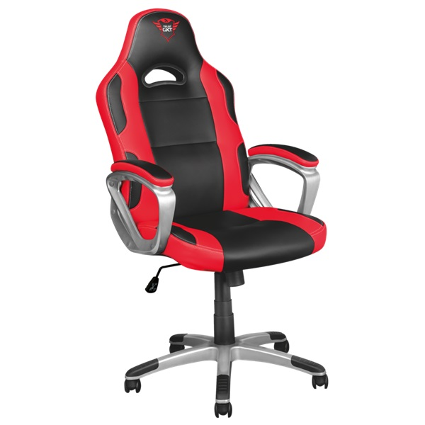 Trust GXT 705 Ryon piros/fekete gamer szék - 1