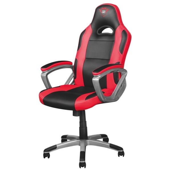 Trust GXT 705 Ryon piros/fekete gamer szék - 2